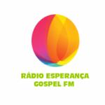 Logo da emissora Rádio Esperança Gospel FM