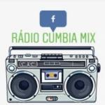 Logo da emissora Rádio Cumbia Mix