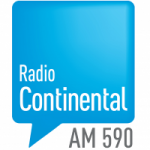 Logo da emissora Radio Continental 590 AM