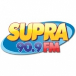 Logo da emissora Rádio Supra 90.9 FM