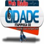 Logo da emissora Rádio Cidade de Itapipoca