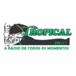 Logo da emissora Rádio Tropical 94.7 FM
