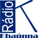 Logo da emissora Web Rádio Khaúnna