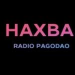 Logo da emissora Rádio Pagodão Haxba