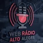 Logo da emissora Web Rádio Alto Alegre