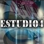 Logo da emissora Rádio Estudio4