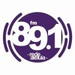 Logo da emissora Rádio Rede Aleluia 89.1 FM