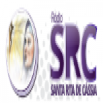 Logo da emissora Rádio Santa Rita de Cássia