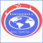 Logo da emissora Rádio Digmídia
