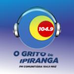 Logo da emissora O Grito de Ipiranga FM