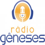 Logo da emissora Rádio Gêneses