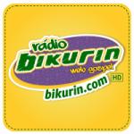Logo da emissora Bikurin Web Gospel