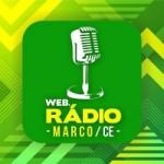 Logo da emissora Web Rádio Marco
