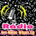 Logo da emissora Rádio Net Music Whats Up