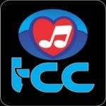 Logo da emissora Web Rádio Toque e Cante Com o Coração
