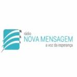 Logo da emissora Rádio Nova Mensagem