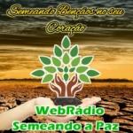 Logo da emissora Web Rádio Semeando a Paz
