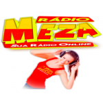 Logo da emissora Rádio Meza Tangara da Serra