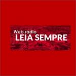 Logo da emissora Web Rádio Leia Sempre