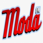 Logo da emissora Moda Fm