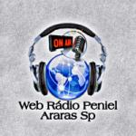 Logo da emissora Rádio Peniel Araras