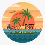Logo da emissora Rádio Sol News FM