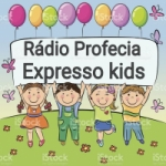Logo da emissora Rádio Profecia Expresso Kids