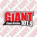 Logo da emissora Radio CHRK The Giant 101.9 FM