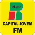 Logo da emissora Rádio Capital Jovem FM
