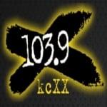 Logo da emissora Radio KCXX 103.9 FM
