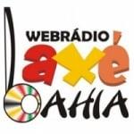 Logo da emissora Rádio Axé Bahia