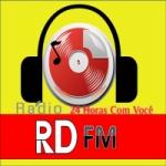 Logo da emissora Rádio RD FM