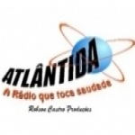 Logo da emissora Atlântida FM