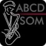 Logo da emissora ABCD.SOM