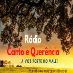 Logo da emissora Rádio Canto e Querência