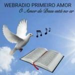 Logo da emissora Web Rádio Primeiro Amor