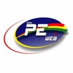 Logo da emissora Rádio PE Web