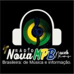 Logo da emissora Radio Nova Mpb News Web