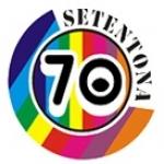 Logo da emissora Rádio Setentona