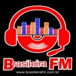 Logo da emissora Web Rádio Brasileira FM