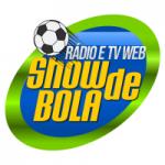 Logo da emissora Rádio e TV Web Show de Bola