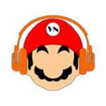 Logo da emissora Web Rádio Velho Nerd