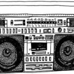 Logo da emissora Grão Para 88 FM