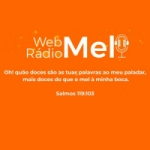 Logo da emissora Web Rádio Mel