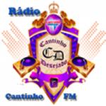 Logo da emissora Web Rádio Cantinho FM