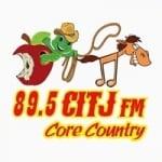Logo da emissora Radio CITJ 89.5 FM