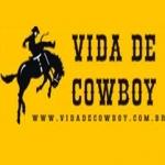 Logo da emissora Rádio Vida de Cowboy