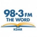 Logo da emissora Radio KDAR 98.3 FM