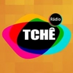 Logo da emissora Rádio Tchê