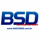 Logo da emissora BSD Rádio